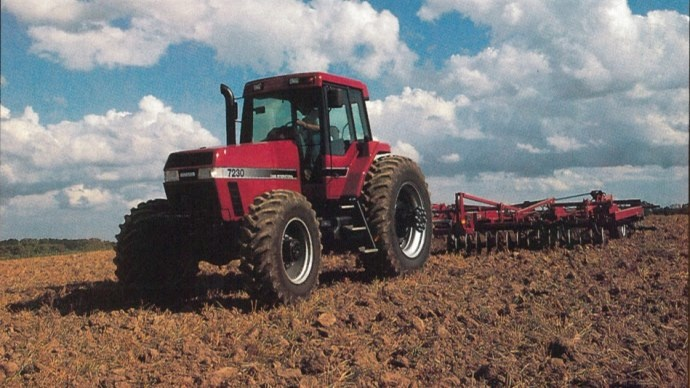 cote argus des tracteurs case ih magnum 7210. Black Bedroom Furniture Sets. Home Design Ideas