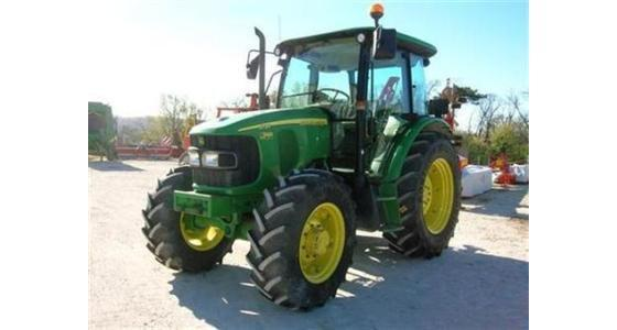 la cote agricole d 39 occasion des tracteurs john deere 5720. Black Bedroom Furniture Sets. Home Design Ideas