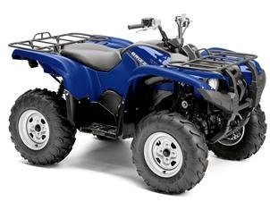 Quad Yamaha Grizzly 2014